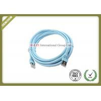 Wholesale Cat6 STP RJ45 Network Patch Cord Pure Bare Copper 1M 2M 3M 5M 10M Length from china suppliers