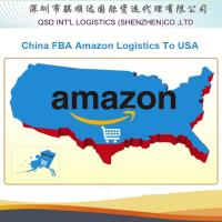 sea freight rates guangdong/china to usa amazon fba professional Amazon cargo agent service in China