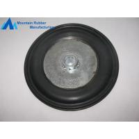 Soft Rubber Diaphragm With Epdm Zinc Plated Steel Plate