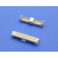 China DF13 1.25mm Pitch PCB Connectors Wire To Board With Double Row 2 - 30 Poles wholesale