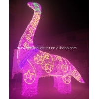 Wholesale large dinosaur outdoor christmas decorations from china suppliers