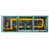 Wholesale Carbon Steel Gas Pressure Regulating Station Natural Gas Metering Regulating Station from china suppliers