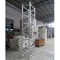 Buy cheap Silver Straight Large Heavy Project Stage Lighting Truss 520*760mm from wholesalers