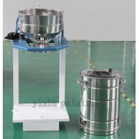 Wholesale Continuous Type Powder Sieving Machine , Stainless Steel Industrial Powder Sifter from china suppliers
