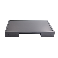 Wholesale 23.8 Inch Outdoor Touch Screen Monitor , Light Sensor 2000 Nit Monitor from china suppliers
