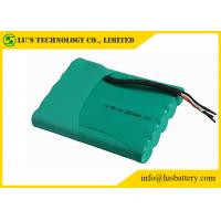 Wholesale High Energy Density 1.2 V Rechargeable Battery Size AA For E- Toys / E- Tooth Brusher from china suppliers