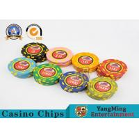 Wholesale 600pcs Poker Chips Set  In Aluminum Silver Case Can Be Uv &Logo Custom Design from china suppliers