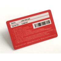 Wholesale Hotel Plastic  Identity Card  ,  NFC Professional Programmable ID Printable Contactless Smart PVC RFID Card from china suppliers