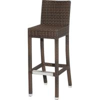Simple Design modern leather bar furniture high chairs for