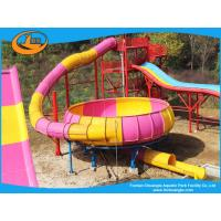 Wholesale Funny Bowl fiberglass water slides for water park form china manufacturer from china suppliers