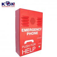 Wholesale Outdoor Emergency Help Public Telephones Wall Mount Waterproof from china suppliers