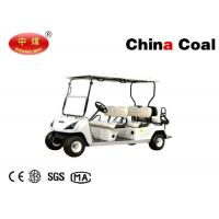 Wholesale 6 Seater Gas Powered Golf Carts Transport Scooter Golf Cars 40km/h High Speed from china suppliers
