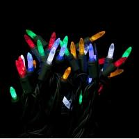 Wholesale Decoration multicolor M5 led christmas lights from china suppliers