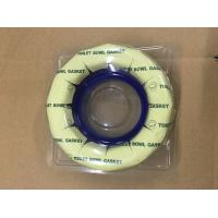 Quality Anti Bacterial Rubber Toilet Seal Flange , Toilet Floor Flange General Flushing Mode for sale