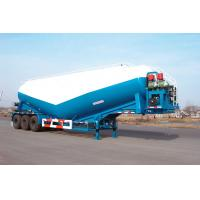 Wholesale 50 cubic silo bulk cement tanker trailer cement transport tank trailer from china suppliers