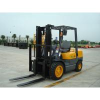 Wholesale Warehouse Diesel Operated Forklift High Efficiency 3.5 Ton Load Capacity from china suppliers