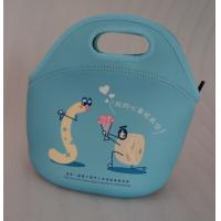 Wholesale kids baby portable food fruit bag pouch,customized neoprene lunch purse tote bag box from china suppliers