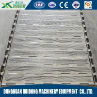 Wholesale Chain Plate Shipping Roller Conveyor With Stainless Steel Mesh Belt from china suppliers