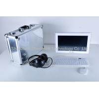 Full Touch Screen 3D NLS Health Analyzer Machine For Circulatory System