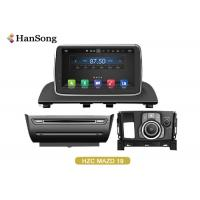 Wholesale Android Car Split  Stereo Car Multimedia System With Gps Mazda CX-4 Brands from china suppliers