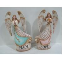 Wholesale Handmade fantasy Fairy Site Angel Collectible Figurines for home decorating items from china suppliers