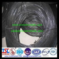 Wholesale Black Annealed Binding Wire(15 years factory) from china suppliers
