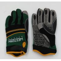 Mechanic's Gloves with Spandex Large