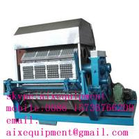 Wholesale fully automatic egg tray moulding machine from china suppliers
