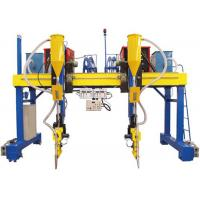 Wholesale Automatic H Beam Production Line Gantry Type SAW Welding Machine For Steel Structure from china suppliers