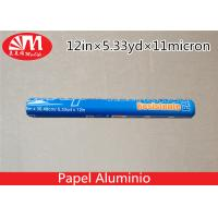Wholesale Durable Heavy Duty Aluminum Foil Paper Roll Bag Packaging 12 In X 11 Micron X 5.33 Yards from china suppliers