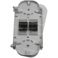 Buy cheap 24 cores optical fiber splice tray with Multilayer Structure from wholesalers