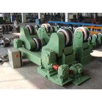 Adjustable Pipe Turning Rolls For Pressure Vessel Automatic Welding 70 Ton