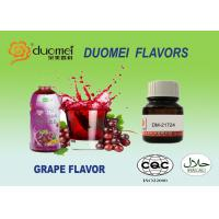 Food Grade Flavoring Soft Drink Flavours Fresh Fruit Juice Grape Flavor