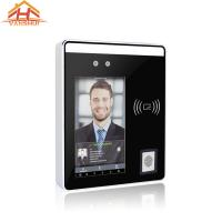 Wholesale Touch Screen Visible Light Face Access Control System With Fingerprint Reader from china suppliers