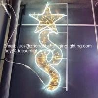 Wholesale Christmas Pole Mounted Light, Led Street Motif Light from china suppliers