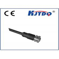 Buy cheap Customized IP67 Waterproof Connector Cable M8 M12 3 / 4 Poles Connector from wholesalers
