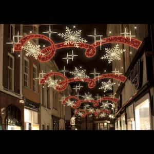Wholesale outdoor street decoration lights from outdoor street led 2d christmas across street decoration motif light aloadofball Choice Image