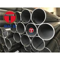 Buy cheap GB/T 3091 Low Pressure Liquid Delivery  Galvanized Welded Steel Tube , ERW SAWL SAWH Steel Tubes from wholesalers