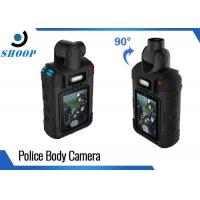 64GB Security Guard WIFI Body Camera , Body Worn Video Camera With Night Vision