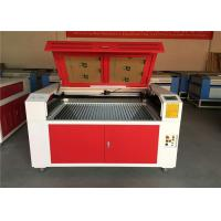 Buy cheap Plywood / MDF Board Wood Laser Etching Machine For Nonmetal Art Crafts from wholesalers