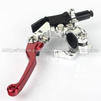 Wholesale CNC Billet Motorcycle Brake Folding Clutch Lever Clutch Handle For Dirt Bike from china suppliers