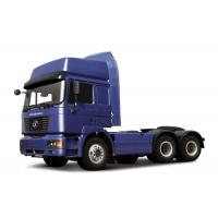 Quality 6x6 SHACMAN Heavy Duty Truck MAN Technology For Army And Desert Trailer Moving for sale