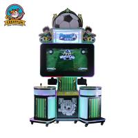 Buy cheap Fun Coin Operated Football Machine , Kids Game Machine Modern Style from wholesalers
