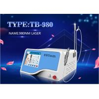China OEM / ODM 980 nm Diode Laser Spider Vein Removal Red Blood Silk Removal Beauty Machine wholesale