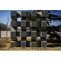 Wholesale Granite sculptures of Morden city for park from china suppliers