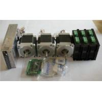 Wholesale 3 Pcs 3 Axis Nema34 Stepper Motor Kits from china suppliers