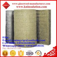 Wholesale 100kg/m3 Rock wool felt from china suppliers