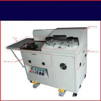 Wholesale Desktop Album Making Machine , Case Cover Photo Book Making Equipment Automatic from china suppliers