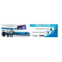 High Quality Bank Queueing Management System