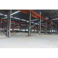 Wholesale Clear Span Pre-engineered Structral Steel Building System For Changable Standard from china suppliers
